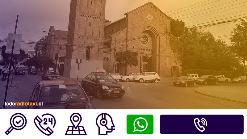 radio taxi Linares
